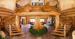 Une Maison En Bois De Luxe Dans La Nature Interieur Maison En Bois