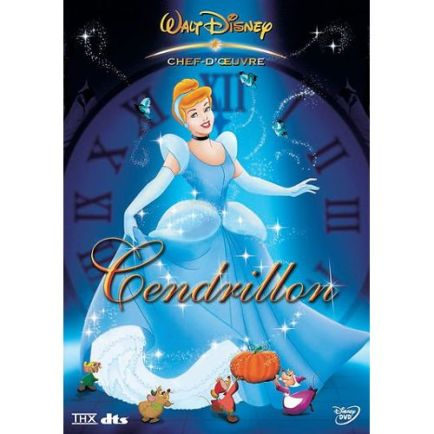 Cendrillon-DVD-Zone-2-876813417_L